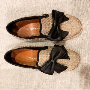 bernie mev. Verona Bow Slip-On Sneakers